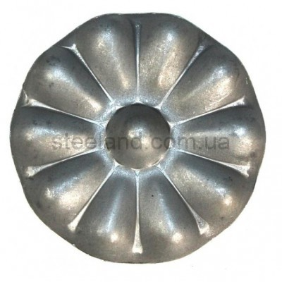¢ 58 мм т. 2 мм