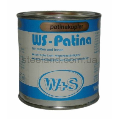 WS-Рlаst золото, объем 0,25 л.